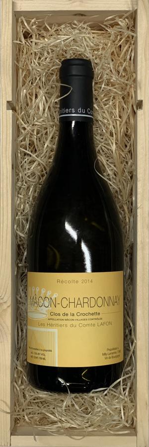 Mâcon-Chardonnay<br>Clos de la  Crochette